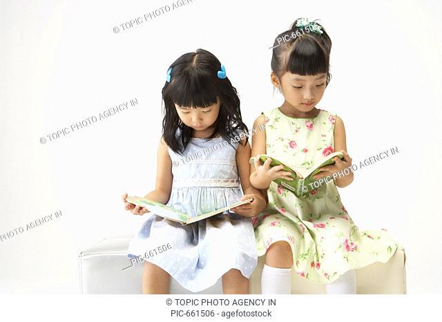 Korean Girls Playing
