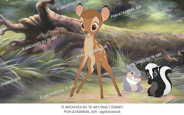 Bambi 2 Year: 2006 USA Animation  Director: Brian Pimental. It is forbidden to reproduce the photograph out of context of the promotion of the film