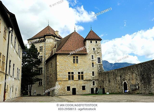 Chateau dâ. . Annecy, Annecy, Haute-Savoie department, Auvergne-Rhône-Alpes, France