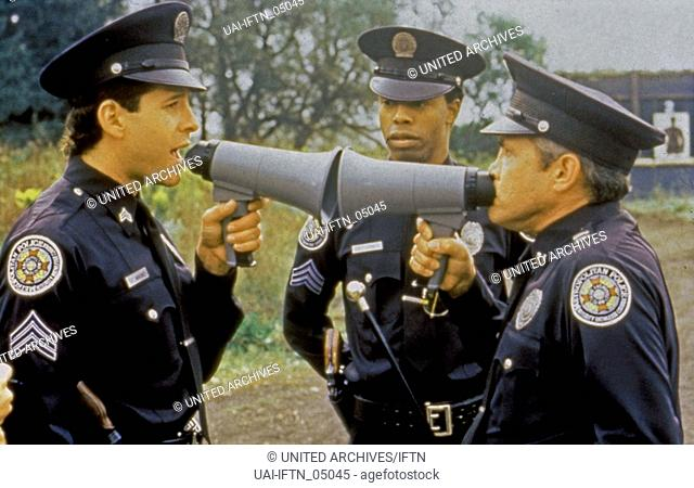 Police Academy 4 Stock Photos And Images Age Fotostock