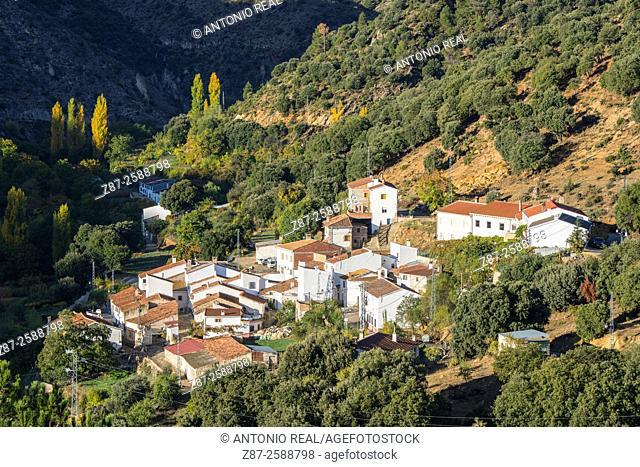 Marchena (Santiago de la Espada), Parque Natural de Cazorla, Segura y Las Villas, Jaén, Andalusia, Spain