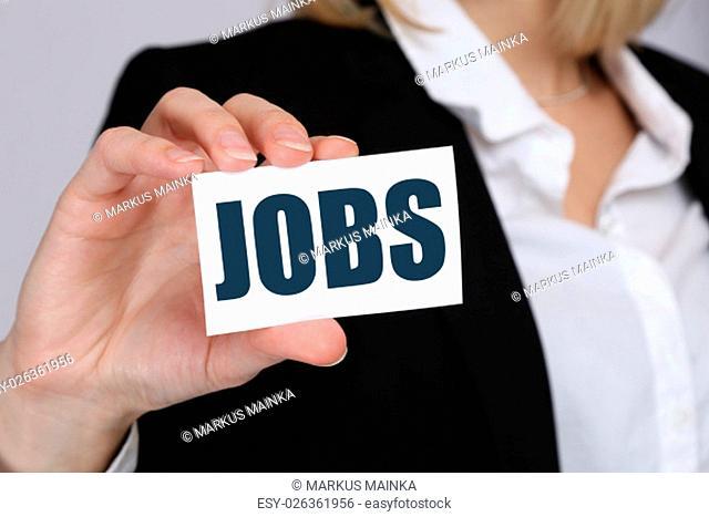 jobs jobs jobs vacancies job search business concept job search