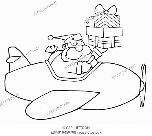 Diagram Of Santa Workshop