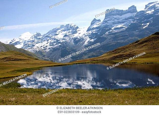 Titlisgebiet, Zentralschweiz