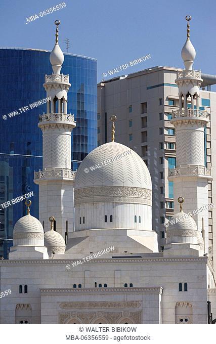 UAE, Dubai, Bur Dubai, The Grand Mosque
