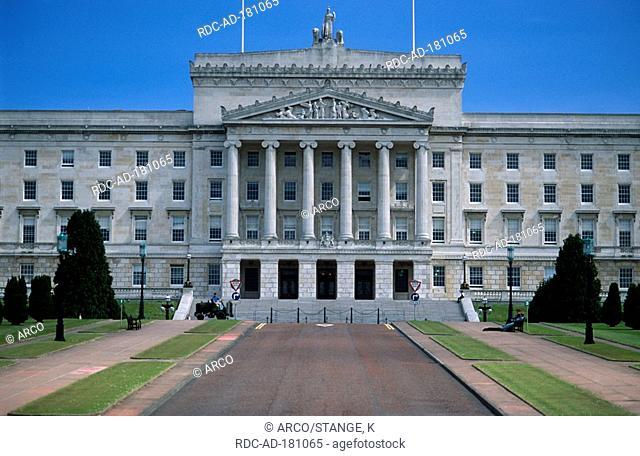 Parliament, Belfast, Northern Ireland, Great Britain