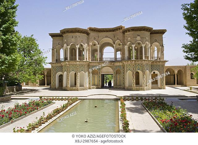 Iran, Mahan, Shahzadeh garden