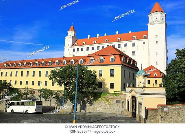 Castle of Bratislava, Bratislava, Slovakia