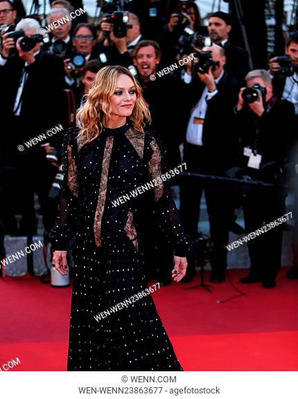 69th Cannes Film Festival - 'Mal de Pierres' (From the Land of the Moon) - Premiere Featuring: Vanessa Paradis Where: Cannes