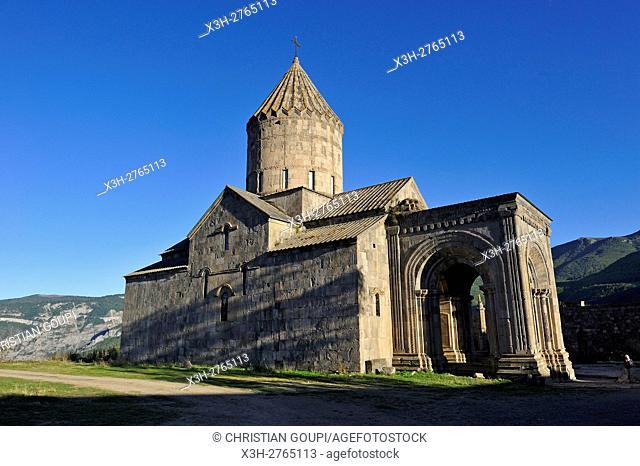 Sts. Paul and Peter Church, Tatev monastery, Syunik Province in southeastern Armenia, Eurasia