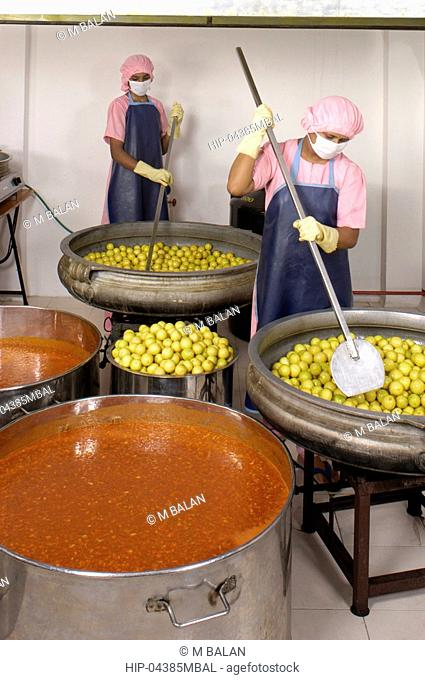 SPICE VALLEY FOOD PROCESSING FACTORY TRIVANDRUM