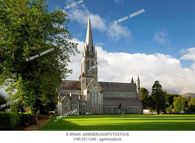 Early morning at St. Mary's Cathedral (b. 1855), Killarney, County Kerry, Republic of Ireland