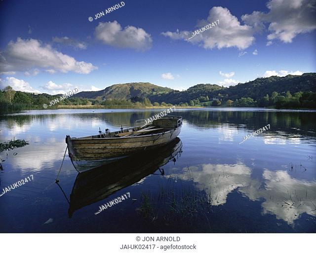 Grasmere, Lake District, Cumbria, England