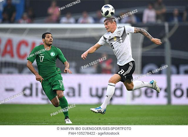 Toni Kroos (Germany) GES / Football / Test Match: Germany - Saudi Arabia, 08.06.2018 Football / Soccer: Testmatch: Germany, vs