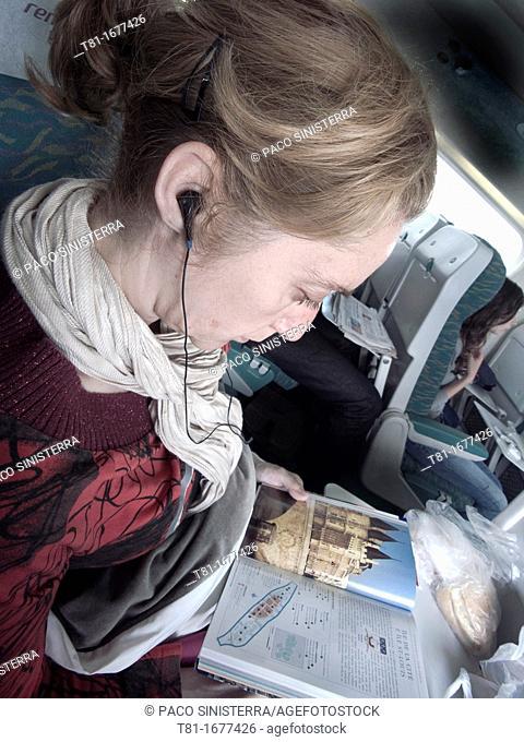 Women traveling
