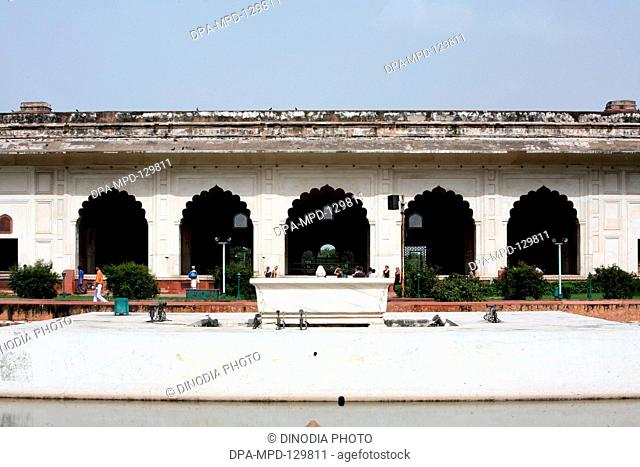 Rang Mahal or the Palace of colour also known as Imtiaz Mahal ; UNESCO World Heritage site the famous Delhi fort also known as Lal Qila  or Red Fort constructed...