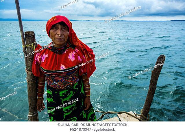 Carti Island, San Blas Archipelago, Kuna Yala Region, Panama, Central America, America