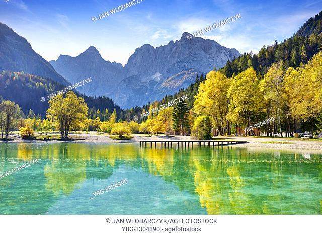 Jasna Lake, Triglav National Park, Slovenia
