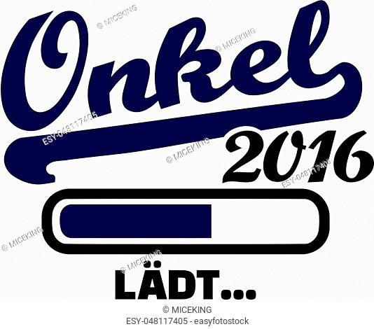 Uncle 2016 loading bar german