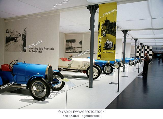 Sep 2008 - Musee National de l'Automobile, Mulhouse, Alsace, France