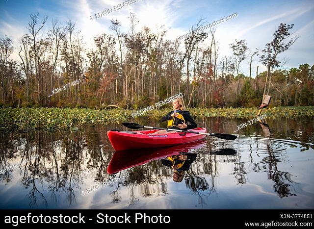 Chicamacomico River - Eastern Shore Maryland
