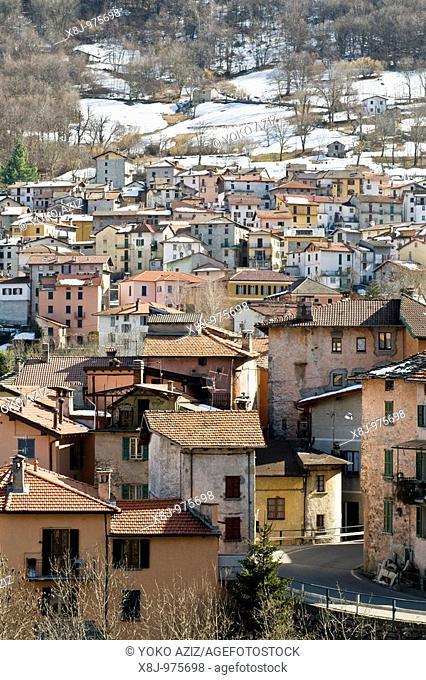 Schignano, Val d'Intelvi Como, Italy
