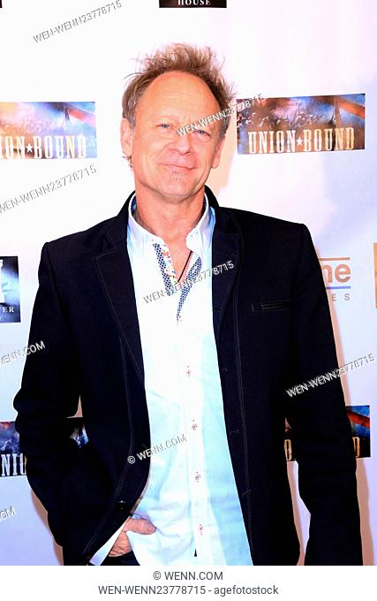 West Coast Premiere of Union Bound: True Civil War drama-Arrivals Featuring: Cactus Moser Where: Hollywood, California, United States When: 20 Apr 2016 Credit:...