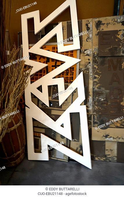 Zeus Show Room, Milano Design Week, Milan, Lombardy, Italy, Europe