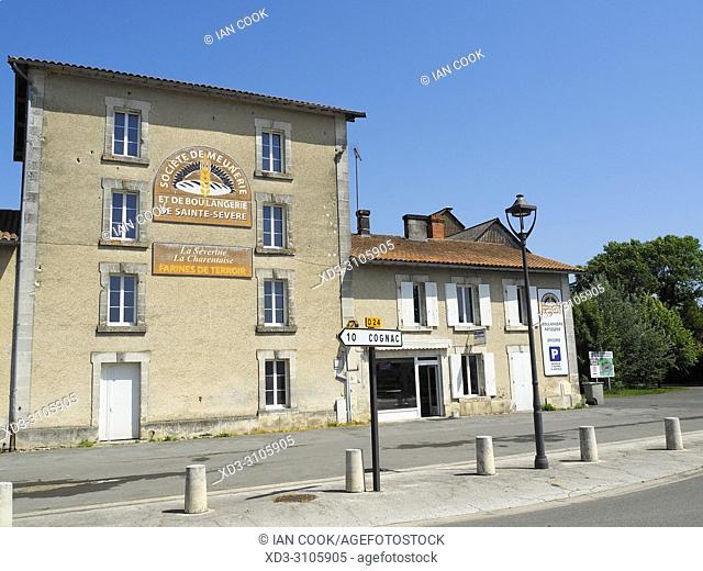 Sainte-Severe, Charente Department, Nouvelle Aquitaine, France