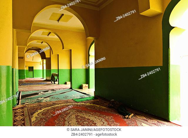Jamia Mosque, built in the 16th century, Old Town, Harar, town listed as World Heritage by UNESCO, Ethiopia, Africa