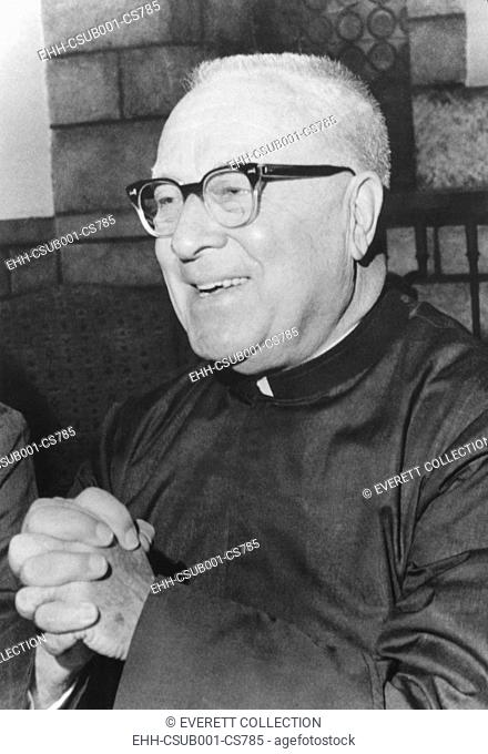 Father Charles Coughlin, 74, the once famous radio priest, ended 20 years of official silence. On May 26, 1966 he held a news conference at his Shrine of the...