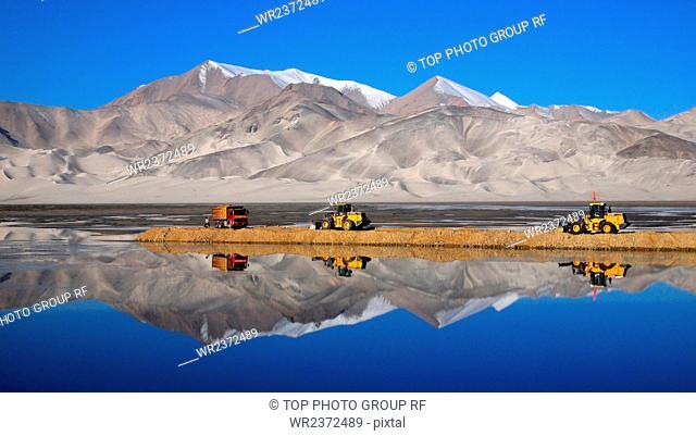 Pamir Plateau Xinjiang