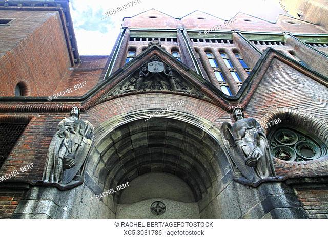 Església de la Mare de Déu del Carme de Barcelona