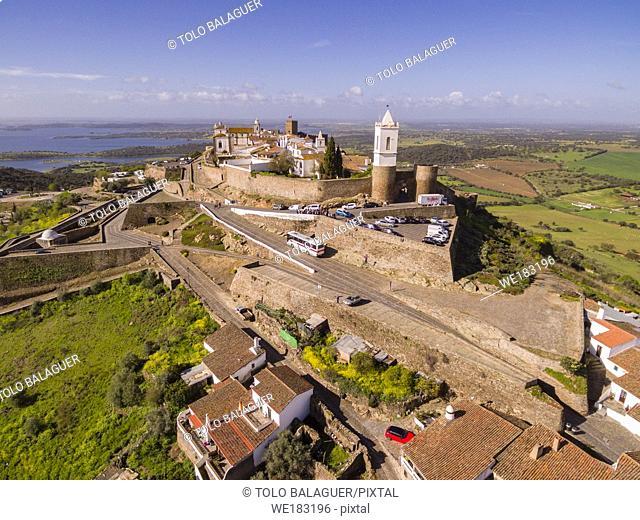 Monsaraz, Distrito de Évora, Alentejo, Portugal