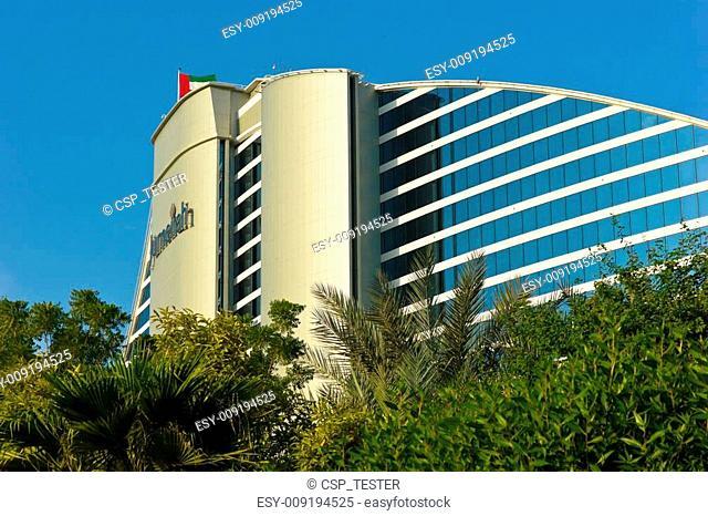 Jumeirah Beach Hotel. DUBAI, UAE