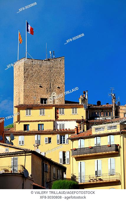 Townscape, Grasse, Alpes-Maritimes, 06, cote d'Azur, PACA, France