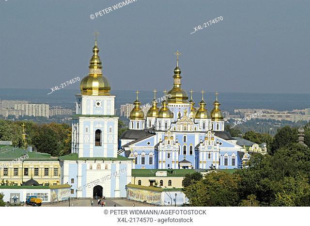 Kiev, Michael Monastery, Ukraine, Michails Monastery