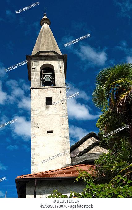 Old Town, Locarno, Switzerland