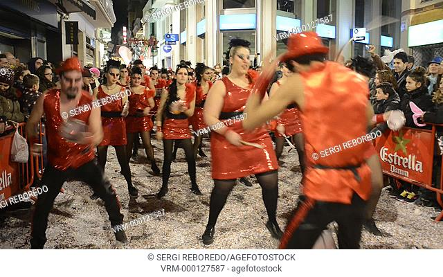 Sitges Carnival 2015. The Sitges Carnival is known as one of the greatest in Spain. This year the carnival will be held from February the 12h until February the...