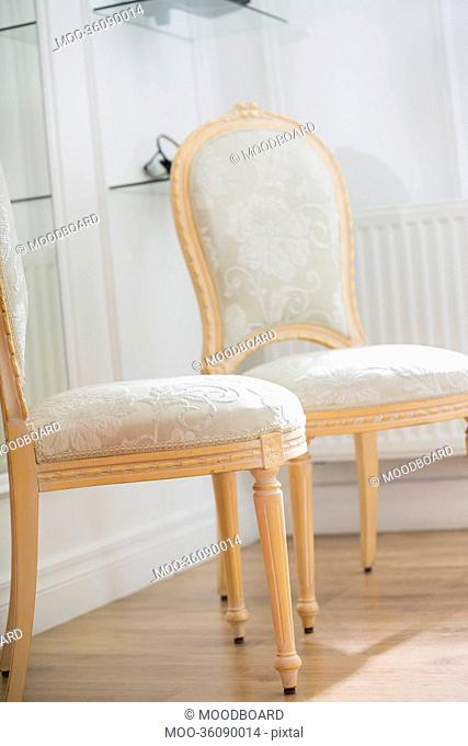 Chairs in store