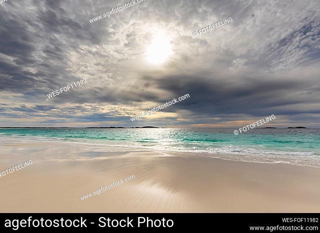 Australia, Oceania, Western Australia, Cape Le Grand National Park, Rossiter Bay, Sea and beach