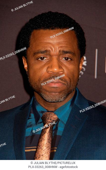"""Kevin Hanchard 03/23/2017 PaleyFest 2017 """"""""Orphan Black"""""""" held at The Dolby Theatre in Hollywood, CA Photo by Julian Blythe / HNW / PictureLux"""