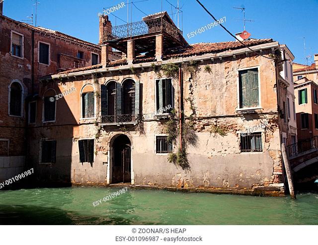 Old building in Venice