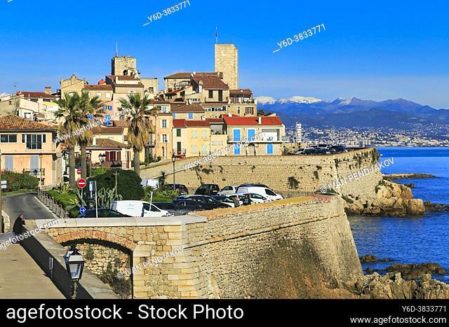 Antibes, Provence-Alpes-Cote d'Azur, France