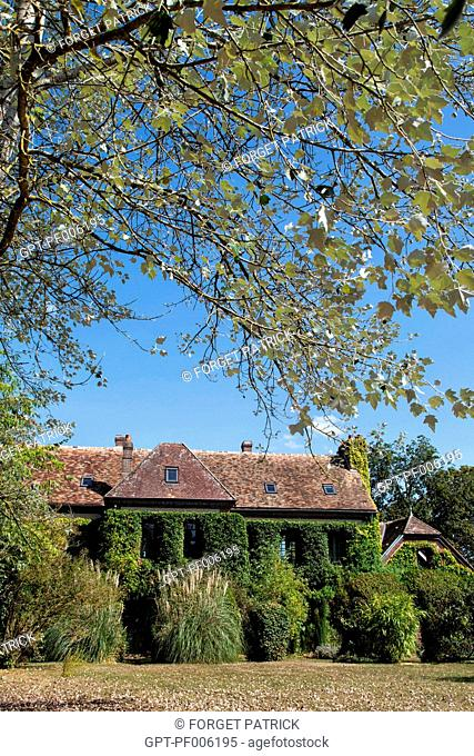 THE MANOR, DOMAINE DES PREVANCHES, BOISSET-LES-PREVANCHES (27), FRANCE