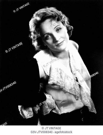 Marlene Dietrich, actress, celebrity, historical