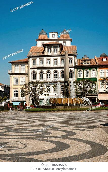 Toural square