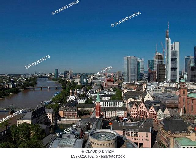 Frankfurt am Main, German