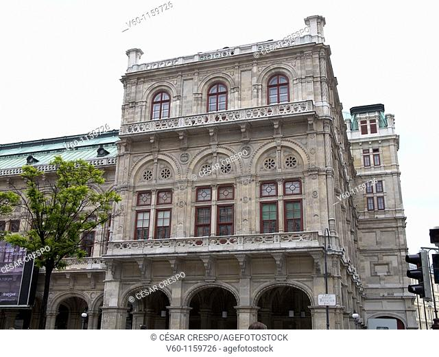 -Opera House- Wien (Austria)
