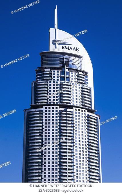 Emaar Properties supertall skyscraper in Dubai